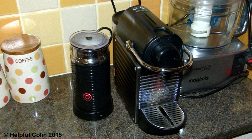 Cleaning A Nespresso Aeroccino Milk Frother