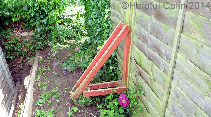 Repairing Broken Timber Fence Posts