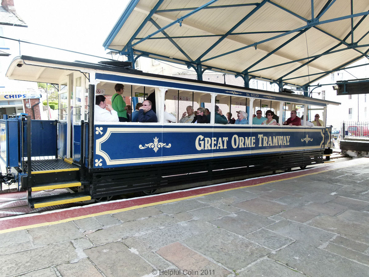 Railway Experiences Great Orme Tram