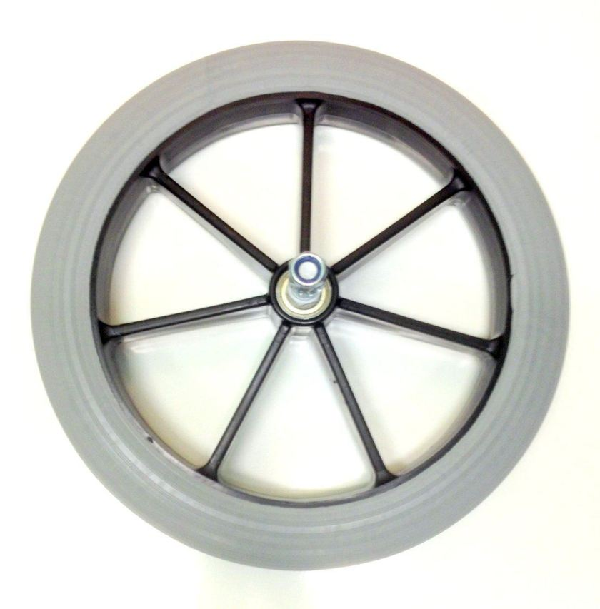 Wheelchair rear wheel