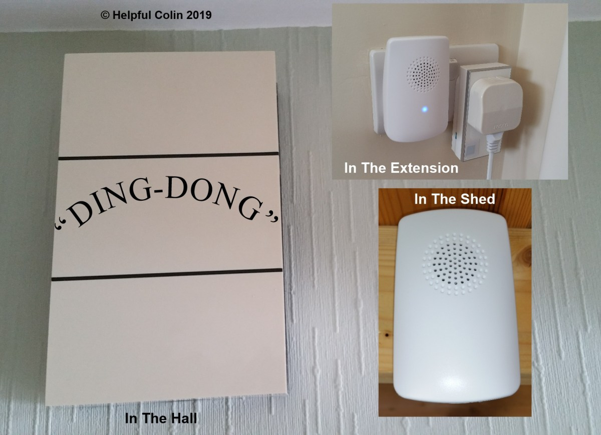 Extending The Door Bell In My Home