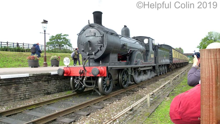 30120 autumn steam gala 2019