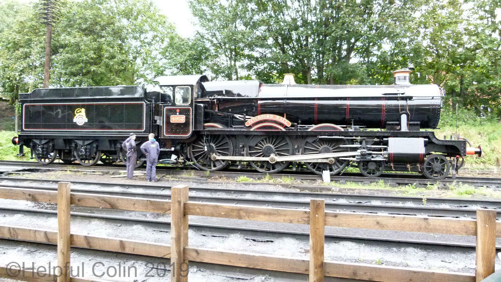 4953 autumn steam gala 2019