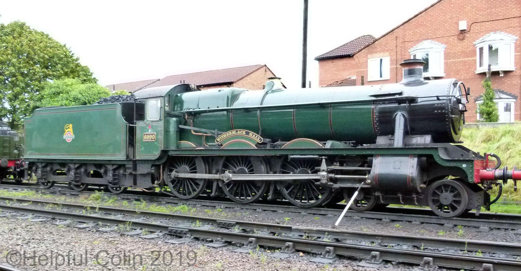 6990 autumn steam gala 2019