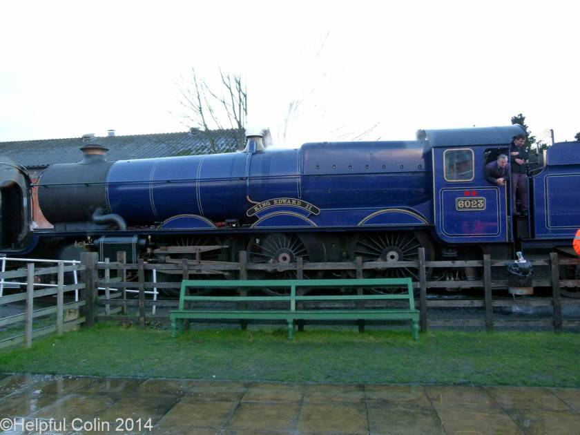 gcr winter steam gala 2013