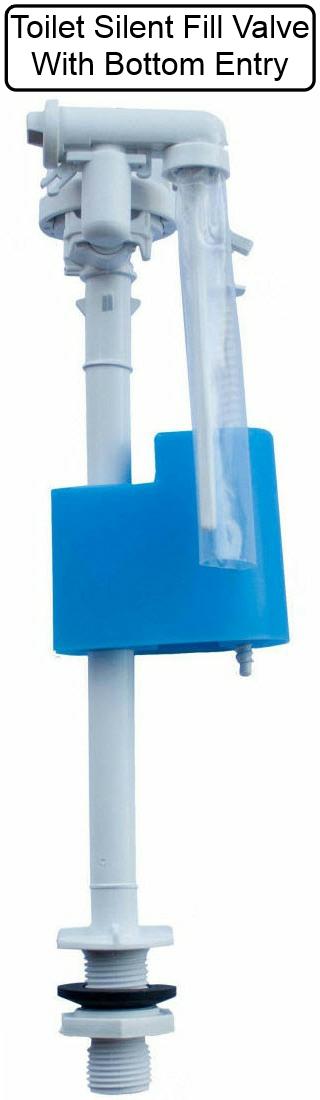 silent fil valve