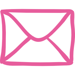 Email hand-drawn icon