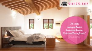 Helpful Home - Clean Tidy Bedroom 1 - 01619738217
