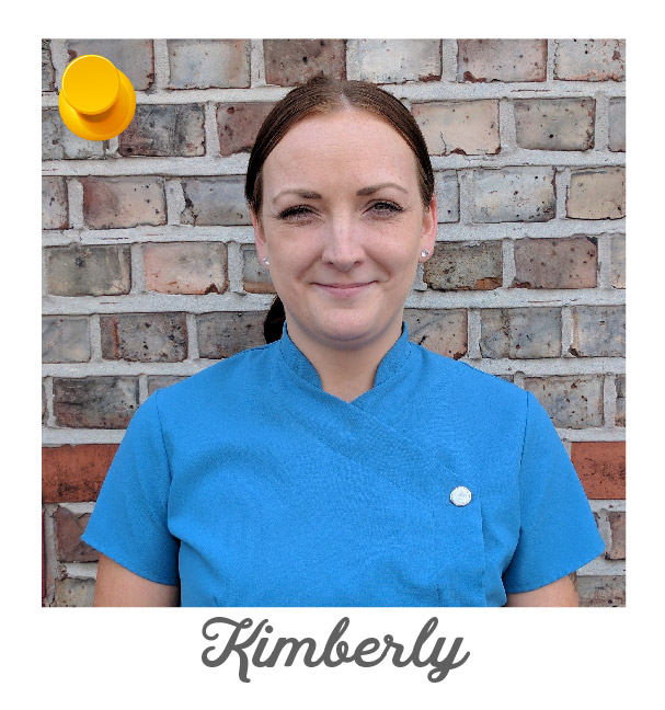 Helpful Home Cleaner Named Kimberley