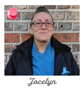 Helpful Home Cleaner Named Jocelyn