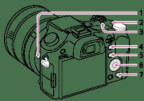 DSC-RX10M4   說明指南   自訂鍵(拍攝)/自訂鍵(播放)