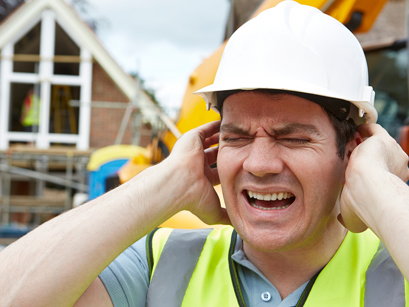 Top 15 Jobs That Are Hard on Your Ears