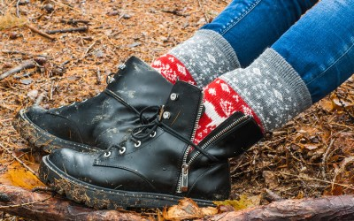 How Wearing Socks This Summer Could Help Prevent Hearing Loss