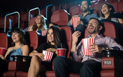 Going to the Movies Could Be Bad for Your Health