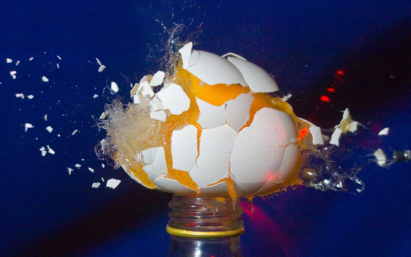 Egg-plosions Will Not Cause Hearing Loss Despite the Rumors