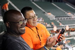 Sober fun at Camden Yards (video) 11