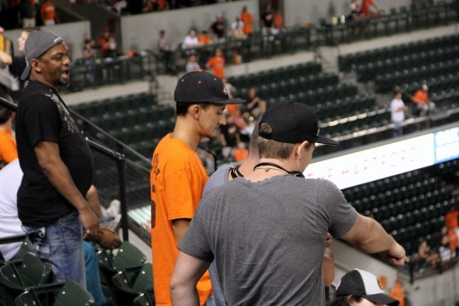 Sober fun at Camden Yards (video) 16