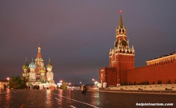 Москва - Золотое кольцо России