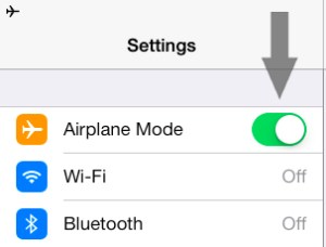 Fix WiFi Connecting Issue iOS 7