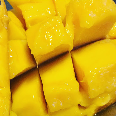 Fresh Beautiful Mango: Favourite Healthy Dessert