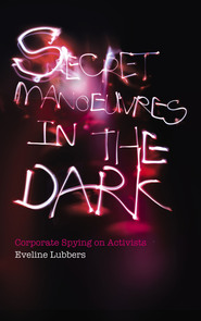 Secret Manoeuvres in the Dark book cover