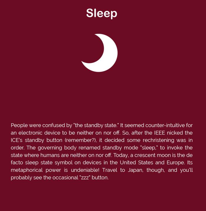 sleepsymbol
