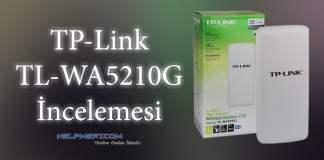TP-Link TL-WA5210G İncelemesi