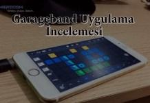 GarageBand Uygulama İncelemesi