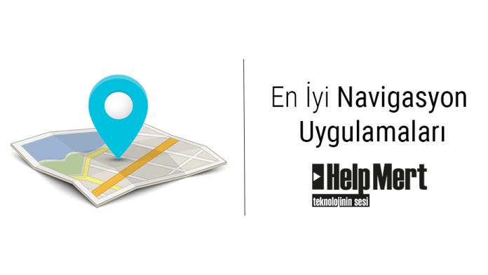 En İyi Çevrim Dışı Ücretsiz Navigasyon Uygulamaları