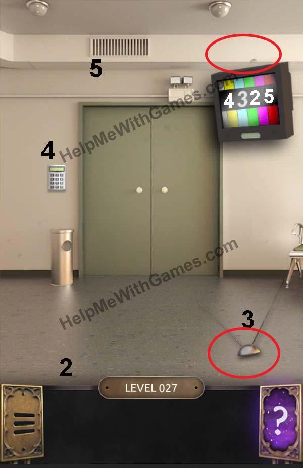 100 Doors Challenge Walkthrough Level 27 Helpmewithgames