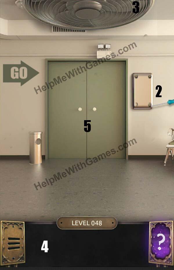100 Doors Floors Escape Level 48 Answer Wikizie Co
