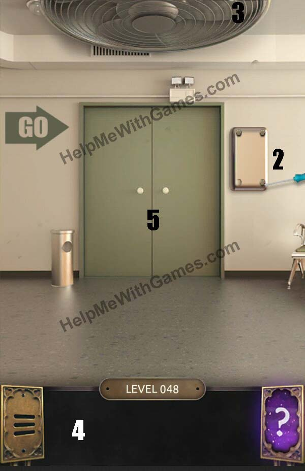 100 Doors Floors Escape Level 48 Answer Wikizie Co