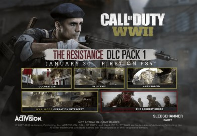 Call of Duty: WWII – The Resistance – Trailer