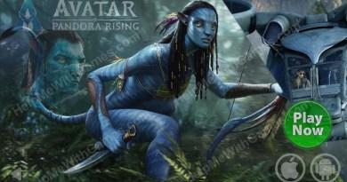Avatar : Pandora Rising