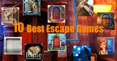 10 best 100 Doors Escape games