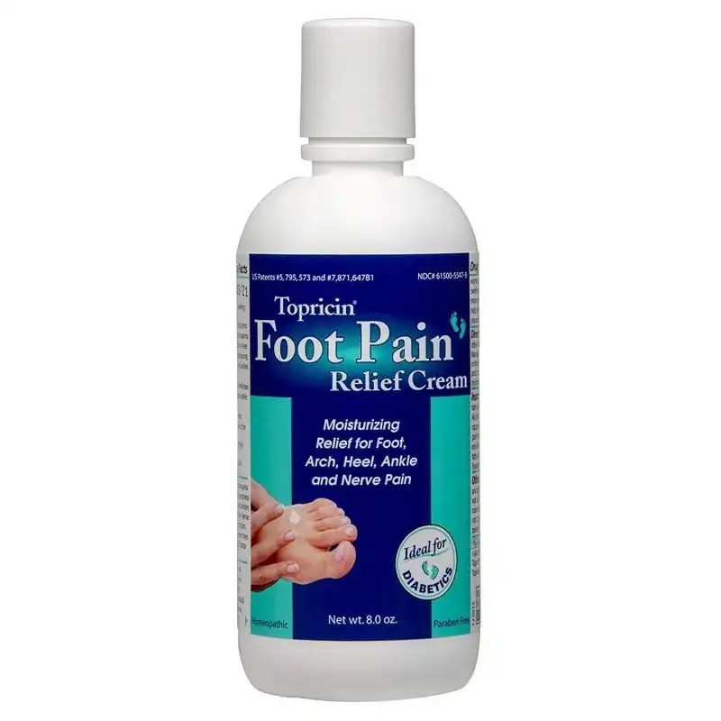 cream for foot pain