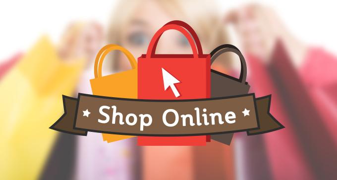 Resultado de imagen de online shop