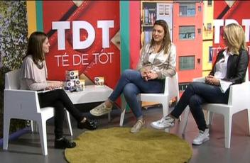 T de Tot Girona TV HelpMyShop