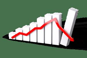 Sähkön hinta on laskenut vuonna 2020.