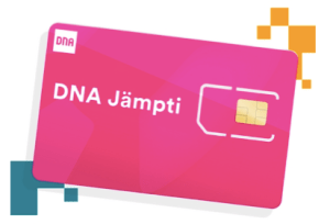 DNA Jämpti