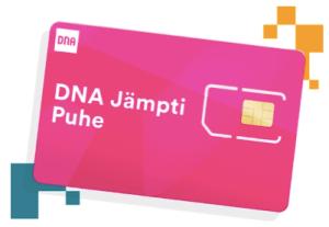 DNA Jämpti Puhe