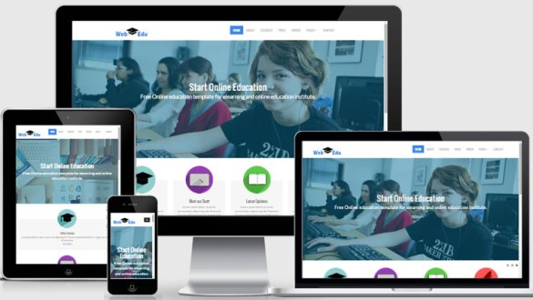 why a school website is important for business