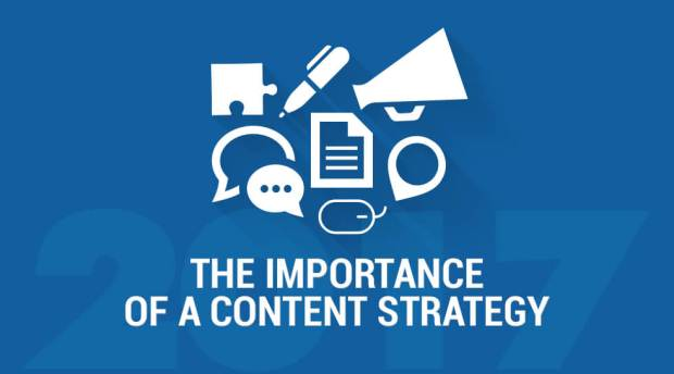 importance of content marketing strategy for small business