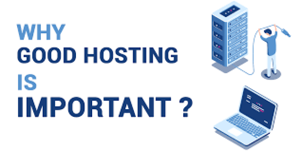 why web hosting is important for small business website