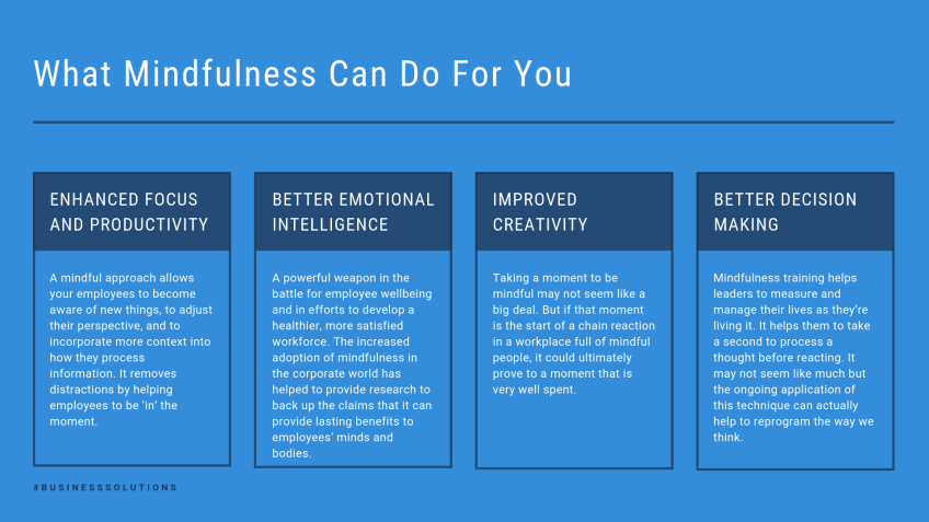9 1 Mindfulness In The Workplace