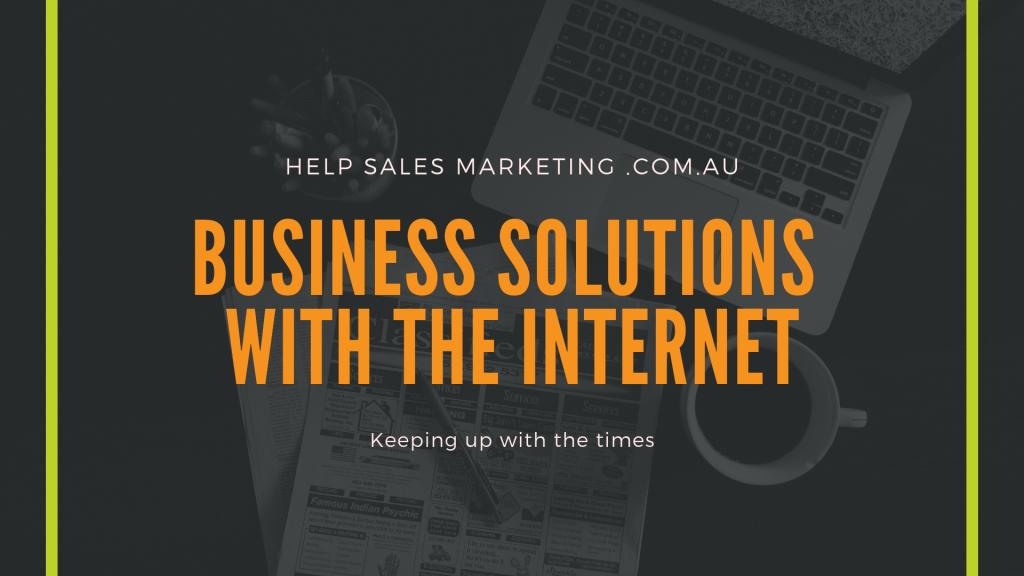 Business solutions helpsales marketing .com.au