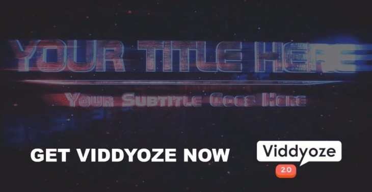 Get Viddyoze and create professional videos, viddyoze review