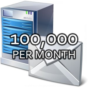 Silver Bulk Email Advertising Solution – 100,000 Email Leads Delivered a Month $299.99 / month