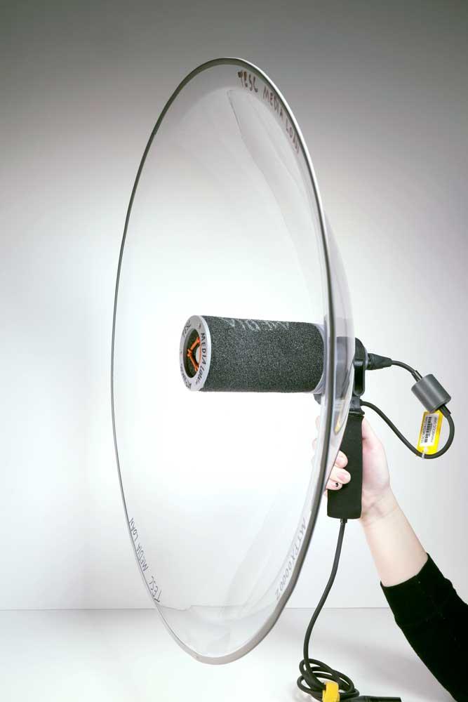 Parabolic Microphone Kit Help Wiki