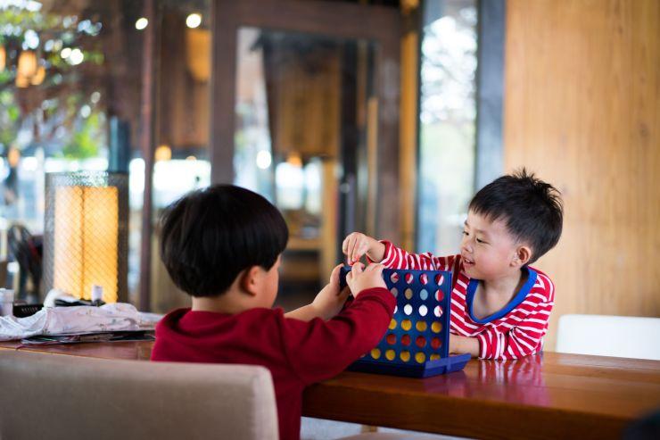 children playing game646